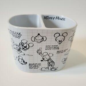 Disney Mickey Mouse Sketchbook Toothbrush Holder