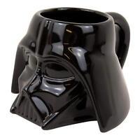 Star Wars Darth Vader Classic Retro 3D Novelty Coffee Tea Mug *OFFICIAL PRODUCT*