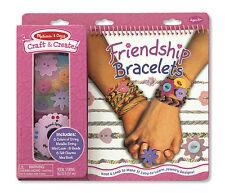 Melissa & Doug Craft & Create Friendship Bracelets #5062 New Sealed