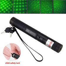 Green Lighting 1mw 532nm Laser Pointer Pen Light Visible Beam For Camping Hiking