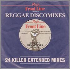 CD de musique album reggae