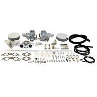 Empi 47-7412 Dual 34 Epc Carburetor Kit VW Bus Type 4 1700cc-2000cc Engines