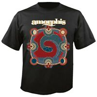 AMORPHIS - UNDER THE RED CLOUD  T-SHIRT Size/SIZE L NEW+