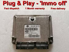 VW / Audi A2 1.4 ECU 036906034CA / IAW4MV.CA *Plug & Play* Immo Off