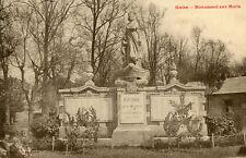 Carte GUISE Le Monument aux Morts