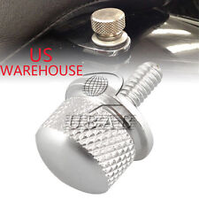 US Chrome Rear Seat Bolt Screw for Harley All Models Sportster Wide Glide1996 up