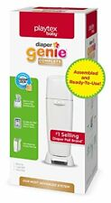 Playtex Diaper Genie Complete Assembled Diaper Pail with Odor Lock Techno...