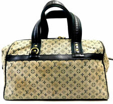 Louis Vuitton Handbag Monogram Mini Lin Josephine GM Hand Bag