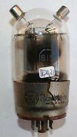 NOS RCA USA 815 Black Plate Side [] Getter Vacuum Tube 100%+