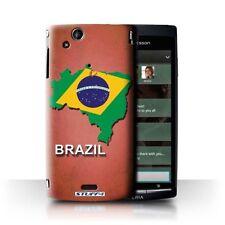 Housses et coques anti-chocs Sony Xperia Arc S pour téléphone mobile et assistant personnel (PDA) Sony