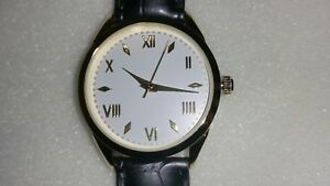Unisex Men and Women Brazil Army 1960s Gents Watch Eaglemoss Collection