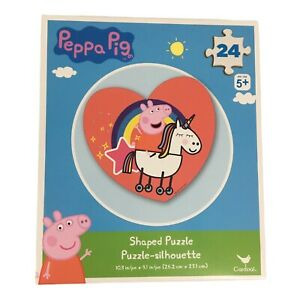 PEPPA PIG - Jigsaw Pizza - 24 pieces