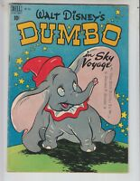 """Four Color 234 VG+ (4.5) 1949 """"Dumbo in Sky Voyage!"""""""
