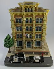 Vtg Danbury Mint 19th Precinct New York, Ny Building Figurine American Police