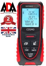 Digital Laser Distance Meter Point Handheld Range Finder Measure 70 m ADA COSMO