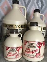 2019 -100% Pure Maple Syrup Grade A - New York, Gallon, 1/2 gallon, Quart, Pint