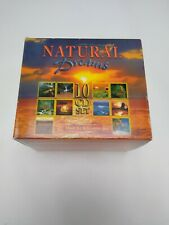 Natural Dreams: Music for Relaxation 10 CD Box Set Sounds & Music