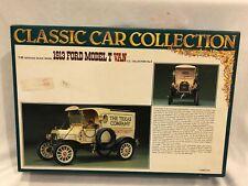 Vintage Bandai 1913 Ford Model T Van 1:16 Model Kit 1985 #9 NEW NIB RARE