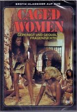 Caged Women DVD Leandro Lucchetti 1991 German release exploitation WIP movie