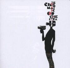 The Cinematic Orchestra Man With a Movie Camera 2003 CD Album Electronic Jazz