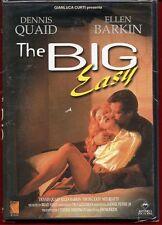The Big Easy. Brivido seducente (Ellen Barkin Dennis Quaid) DVD NUOVO
