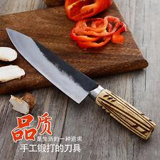 Forged Kitchen Chef Slaughter Knife Butcher Boning Sushi Blade Sharp Fish Tuna