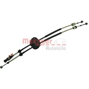 1 Tirette à câble, boîte de vitesse manuelle METZGER 3150076 convient à CITROËN