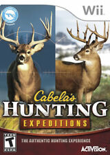 Cabela''s Hunting Expeditions WII New Nintendo Wii, Nintendo Wii