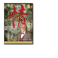 SAINTS OF CHINA* MARTYRS OF THE MIDDLE KINGDOM W/ DR. ANTHONY CLARK 4-DISC SET