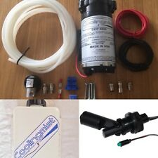 COOLINGMIST TUNER KIT WATER METHANOL ALCOHOL INJECTION KIT EMERALD LINK SYVECS