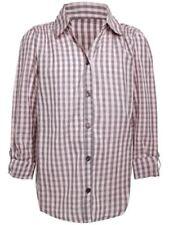 Camisas y blusas de niña de 2 a 16 años rosa