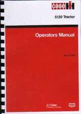 "CASE IH Maxxum ""5120"" Tractor Operator Instruction Manual"