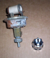54  CHRYSLER  AIR  FAN  SWITCH   --Rare Great  Shape--