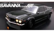 ABC 1/10 Mazda RX3 Savanna Coupe GT 190mm Clear Body #66095 OZ RC Models