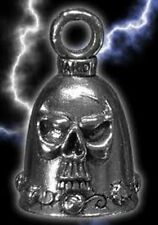 SKULL BELL Guardian® Bell Motorcycle - Harley Accessory HD Gremlin NEW