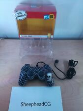 Simpsons PS3 Wired Controller - Fantastic Condition & Tested - Pad - Rare!