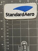StandardAero Logo Patch Standard Aero Aerospace Maintenance Repair Overhaul MRO