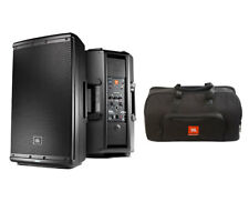 JBL EON612 Active Speaker Powered Monitor Loudspeaker + Bag