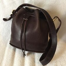 Coach Bag Crossbody Hobo Bucket Duffle Purse Handbag Leather Shoulder Vintage