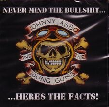 Johnny Asbo & The Young Guns-Never mind the bullshit CD