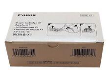 Genuine Canon X1 (0146C001AA) Staple Cartridge - Box of 3