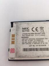Genuine Original - NEC MAS-8D0026-A001 Battery - For NEC E338 Handset