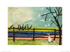 Sam Toft Doris and the Birdies Art Print 12 x 16 Inches Officially Licensed