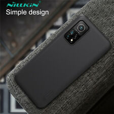 For Xiaomi Mi 10T / 10T Pro 5G NILLKIN Super Frosted Matte Hard Back Case Cover