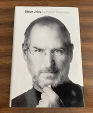 Steve Jobs by Walter Isaacson (2011, Hardcover) 1st Print / First Edition