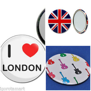 Pocket Purse Carry Compact Handbag Make Up Mirrors Frm 99p
