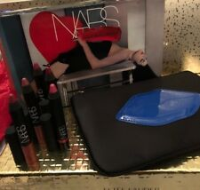 NARS Guy Bourdin Kit, Lip Pencil Coffret & Velvet Matte Lip Pencil, Bag Case NIB