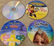 The Great Muppet Caper, Alvin Vs Brittany, Care Bears & Judy Moody Dvds Only Dvd