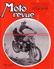 MOTO REVUE 1848 Les CHAMOIS ; Grand Prix de SPA AGOSTINI Doug HELE TRIUMPH 1967