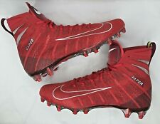 Nike Vapor Untouchable 3 Elite Football Cleats Men's Us Size 12 Ah7408-600 Red